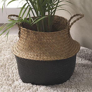 BT117 Collapsible Rattan Basket