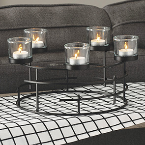 Circle Tealight Holder