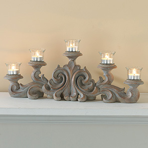 Candelabra Tealight Holder