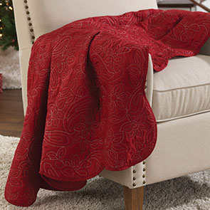Christie Quilted Throw