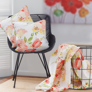 Summer Flowers Quilted Bundle