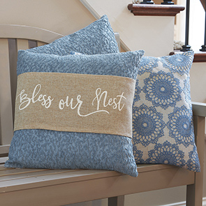 Bless our Nest Pillow Bundle