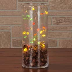 LED Lights Fall Leaves Set/4