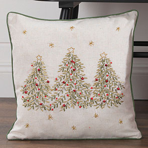 Three Trees Pillow Cover