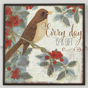 Every Day is a Gift Insert