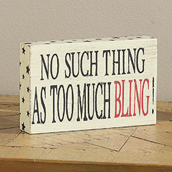 No Such Thing Sign