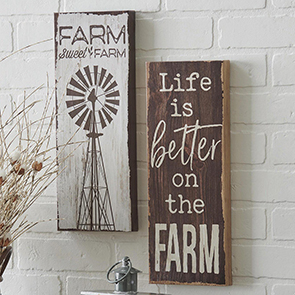 Better on the Farm Print Set