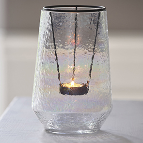 Pearlscent Tealight Holder