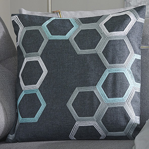 Honeycomb Pillow Cover