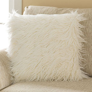 Fabulous Fur Pillow Cover