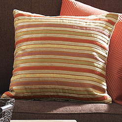 Soft Stripes  Pillow Cover