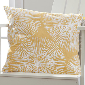 Flower Burst Pillow Cover