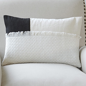 Corner Square Pillow Cover