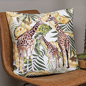 Safari Pillow Cover