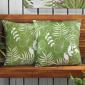 Tropics Pillow Cover Set