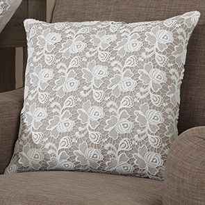 Lacy Pillow Cover
