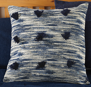 Tufts Pillow Cover