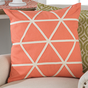 Ray of Light Pillow Cover