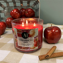 Cinnamon Apple Jar Candle