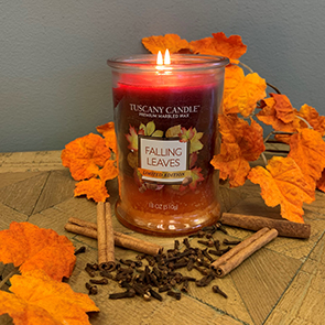 Tuscany Candle, Falling Leaves