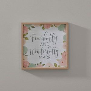 Fearfully and Wonderfully Sign