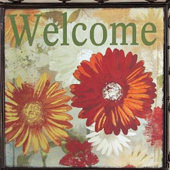 Daisy Welcome Insert