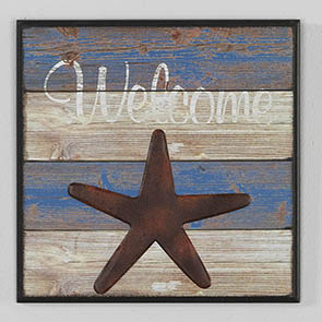 Starfish Welcome Insert