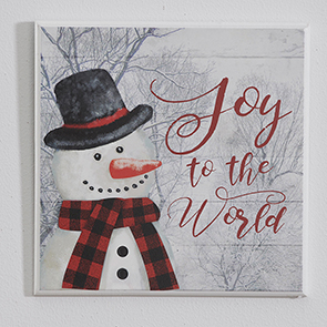 Joy To the World Insert
