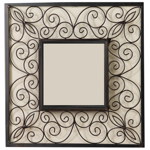 Ultimate Scroll Frame,Brushed Copper