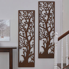 Tree Branches Wall Grille
