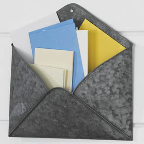Envelope Wall Pocket