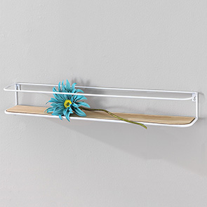 Easy Living Large Shelf, White