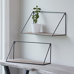 L Shelf Set