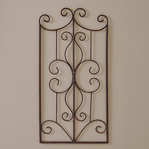 Garden Gate, Rustic Brown